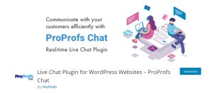 Top, best Powerful Free WordPress Ecommerce Plugins for Sales-ProProfs Live Chat