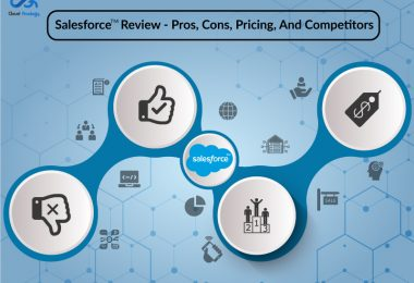 Salesforce CRM Software, Pros-Cons and Competitors