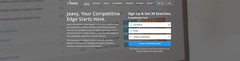 Jaaxy-Free SEO Tools for Keywords Research