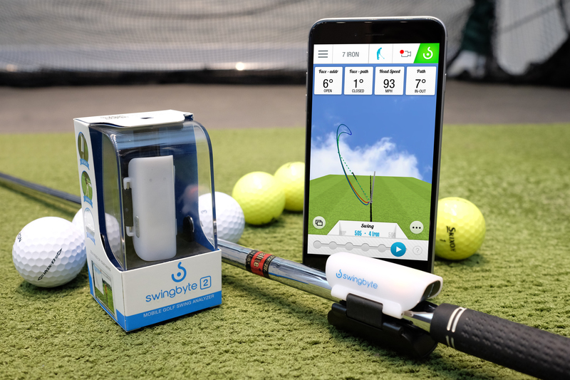 Smart Gadgets That Will Help Your Kids Improve at Sports-Golf swing device