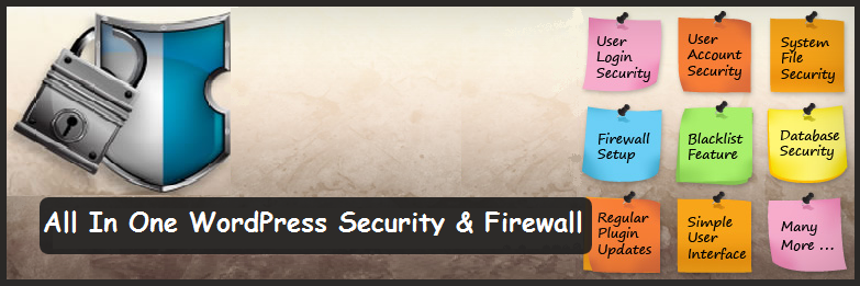 best free security plugins for wordpress-All In One WordPress Security & Firewall