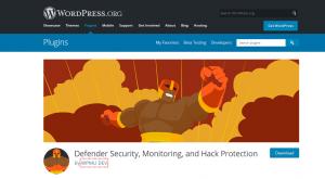 best free security plugins for wordpress-Defender