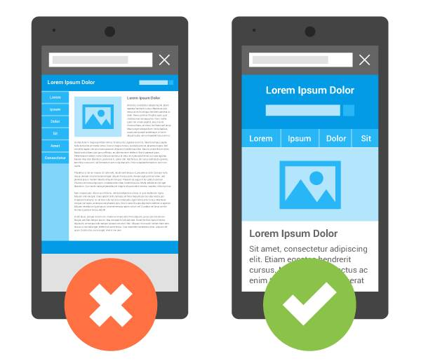 Make your website mobile-optimised