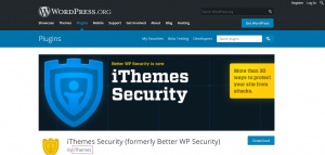 best free security plugins for wordpress-iThemes Security