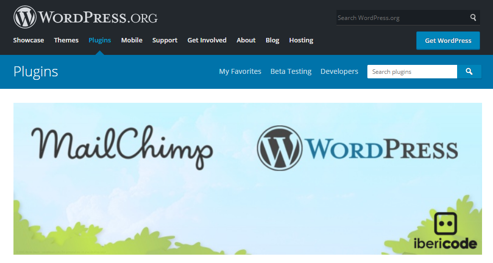 Best Free WordPress Email Newsletter Plugins Free Download-mailchimp-for-wordpress