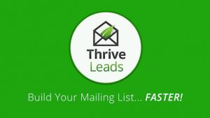 Best WordPress Sidebar Widgets Download-Thrive leads