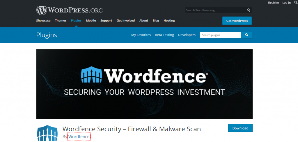 best free security plugins for wordpress-Wordfence