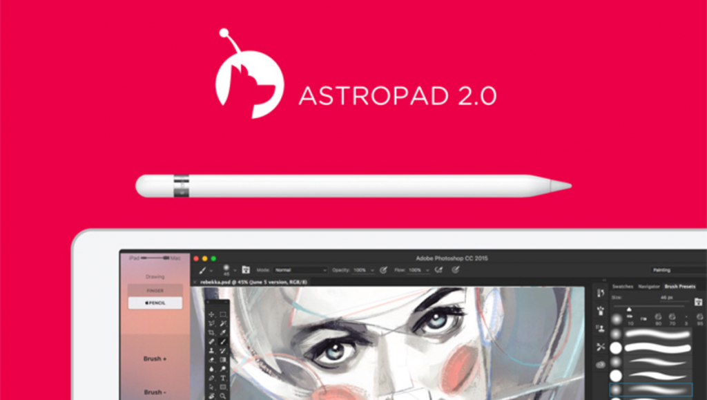 Top Must have Apps for Iphone and Ipad Users-Astropad Studio