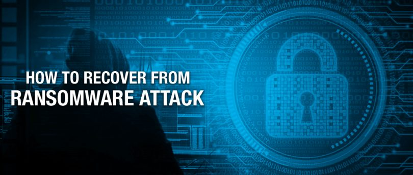 How to Recover from a Ransomware Attack