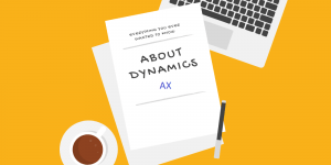 The Utilities of Microsoft Dynamics AX