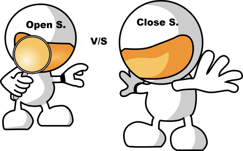 Open Source VS Closed Source A Map To Know Everything!