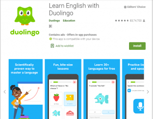 duolingo-English Learning Apps