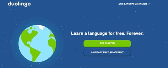 Duolingo-Learn 30+ languages online