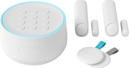Google nest alaram system