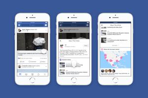 Facebook feed news
