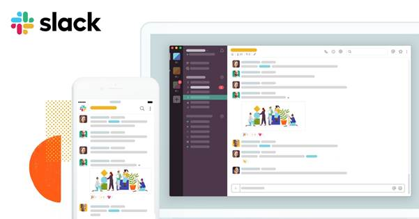Slack-instant messaging platform