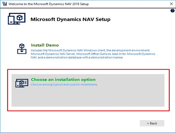 How can you get Microsoft Dynamics NAV installed