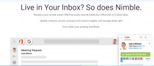 Nimble-CRM Software