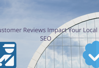 How can customer reviews impact your local SEO