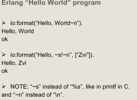 erlang typescript-Programming Languages