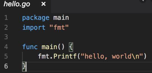 golang typescript-Programming Languages