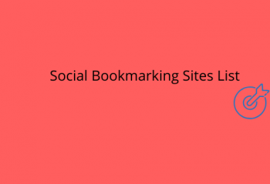 Top High DA Free 1000+ Social Bookmarking Sites List