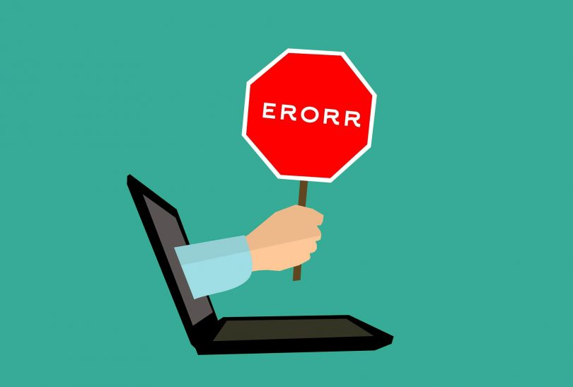 Top 5 Network Error Messages Displayed On Your Computer Screen Solution