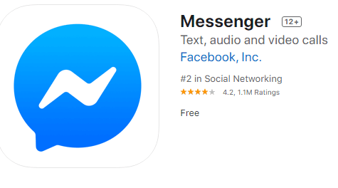 Facebook Messenger-Free Indian Chat Apps