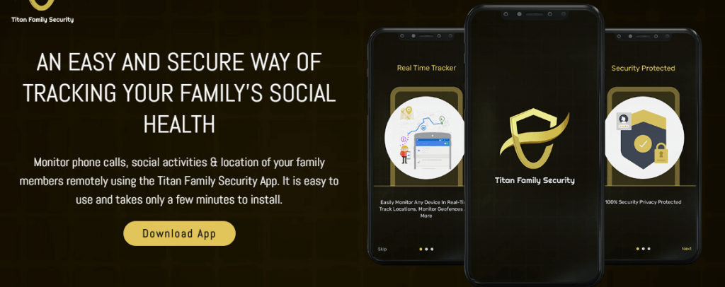 TRACKING YOUR FAMILY'S SOCIAL HEALTH