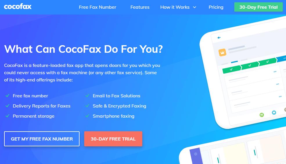cocofax-features