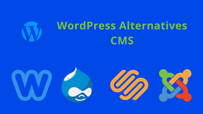 Overlooked WordPress Alternatives for Building an Amazing Blog