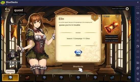 android games in pc emulator