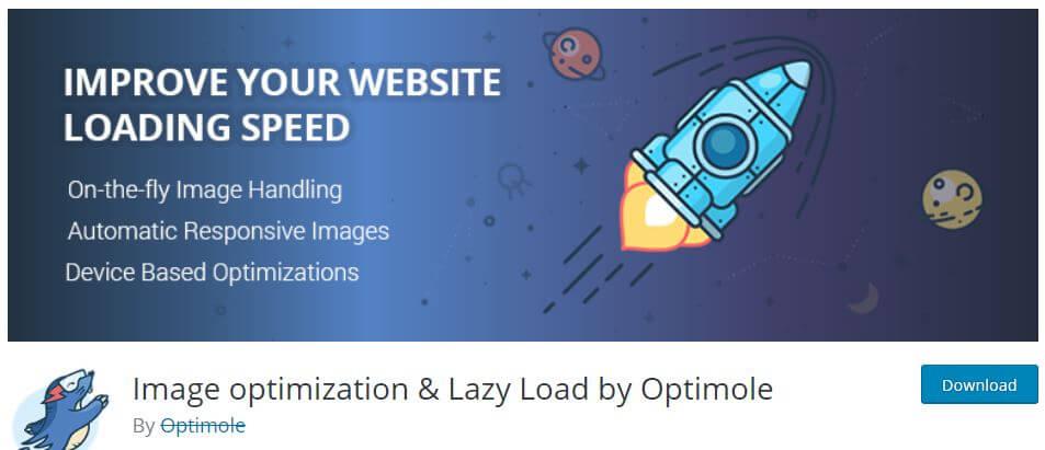 ization & Lazy Load by Optimole