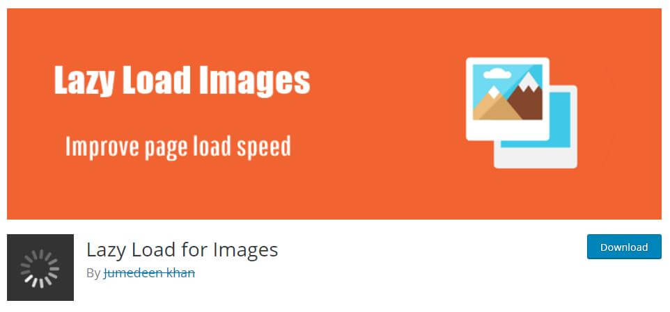 Lazy Load for Images