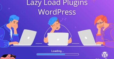 Lazy load Plugins WordPress