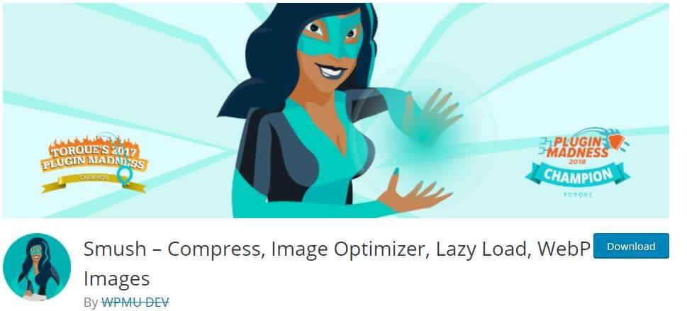Smush – Compress, Image Optimizer, Lazy Load, WebP Images