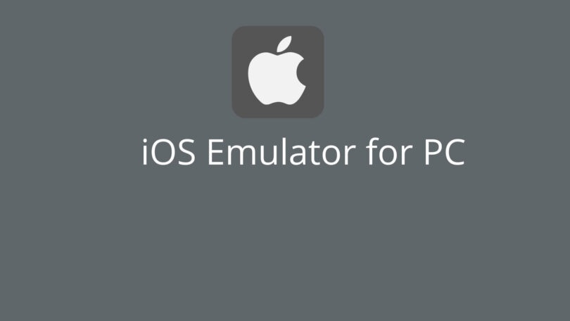 Top 5 iOS Emulator for PC: Run iOS Apps on Windows PC and Laptop