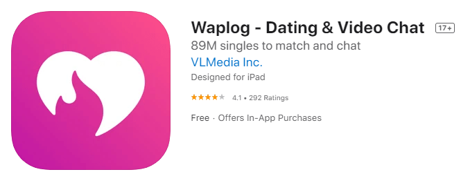 Waplog-stranger chat apps for iphone