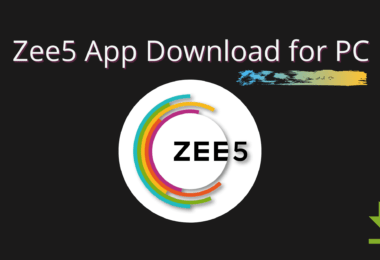 Zee5 App Download for PC