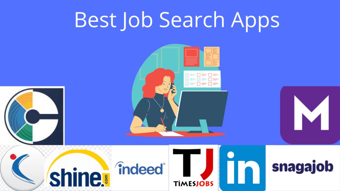Best Job Search Apps