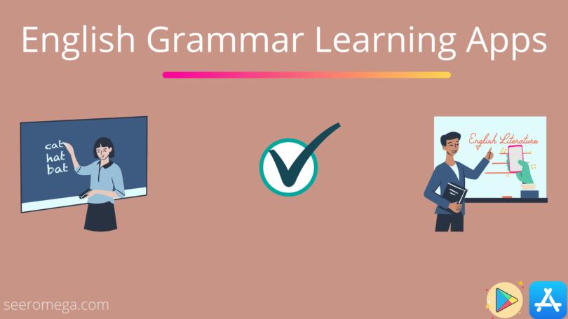 English Grammar Learning Apps