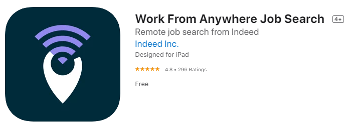 Remote Job Search by Indeed