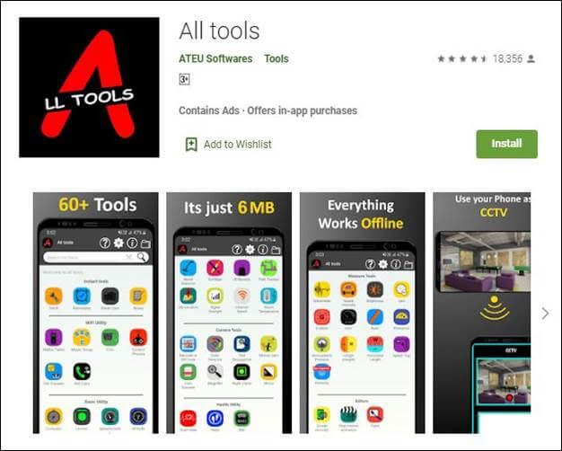 All Tools Stud Detector