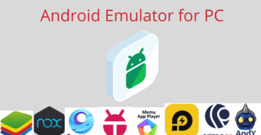Android Emulator for PC