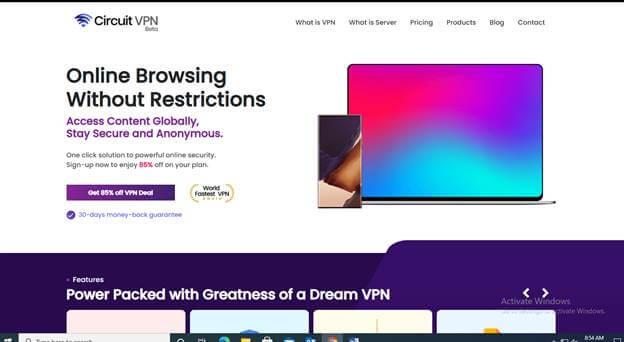Circuit VPN