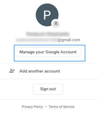 Export Gmail emails to Hard Drive using Google Takeout
