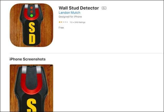 Wall Stud Finder