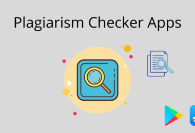 Plagiarism Checker Apps
