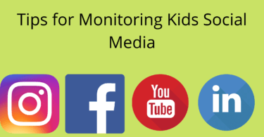 Tips for Monitoring Kids Social Media