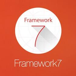 framework 7-Hybrid Mobile App Development Frameworks